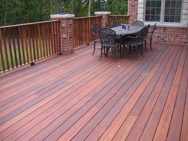 Wooden Deck Builder